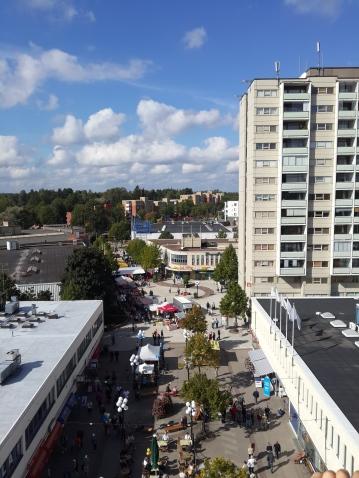 Pusat kota Kerava