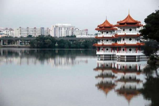 10 Chinese Garden