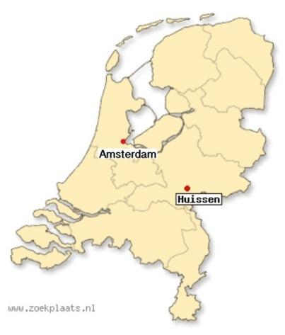 foto 1 peta Belanda