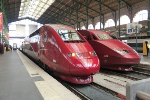 foto 11 Thalys train