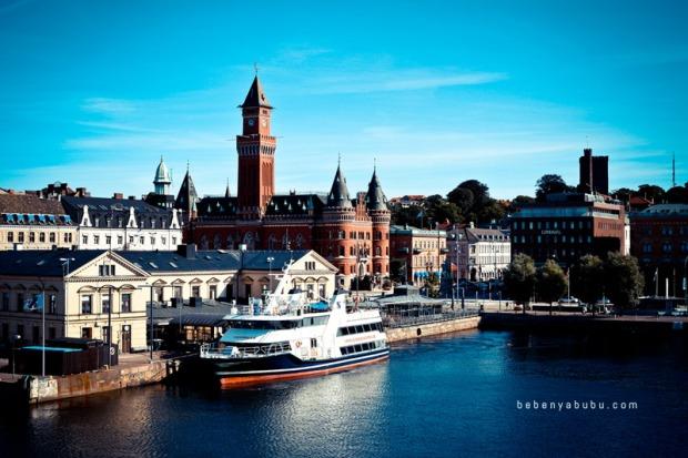 helsingborg city