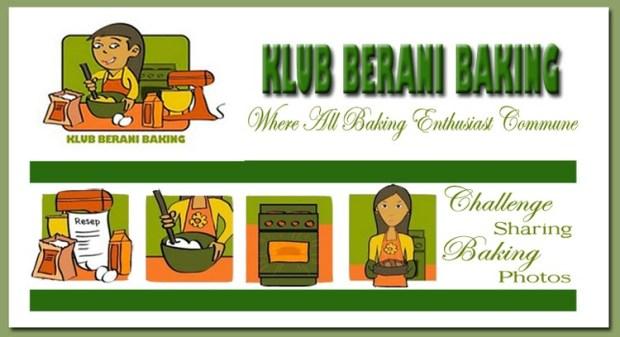 Baking adalah salah satu kegiatan favorite saya, maka saya mendirikan KBB sebagai wadah Ibu-ibu lain yang juga memiliki hobi yang sama: