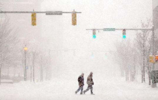16. heavy snow