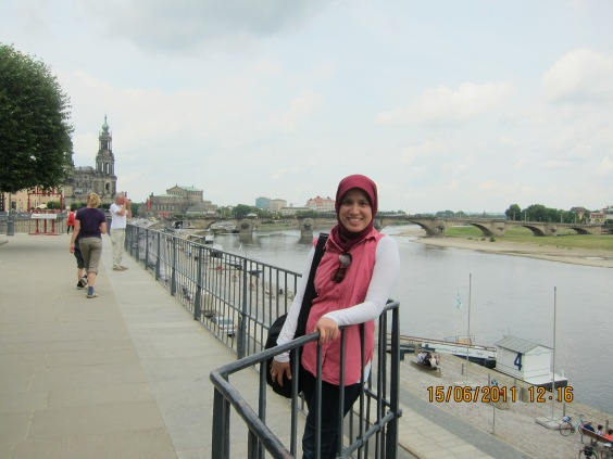 Di pinggiran Elbe