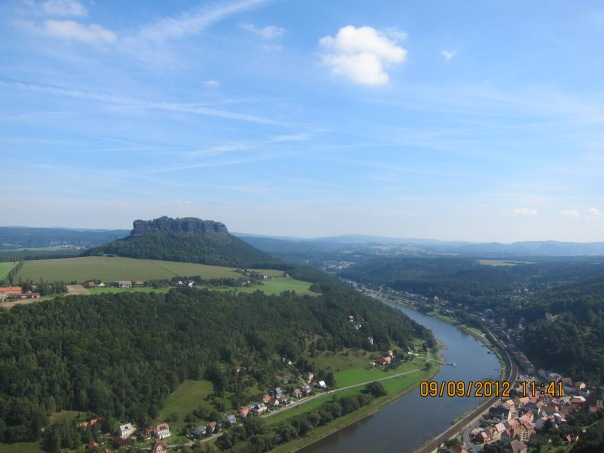 Elbe (Konigstein)