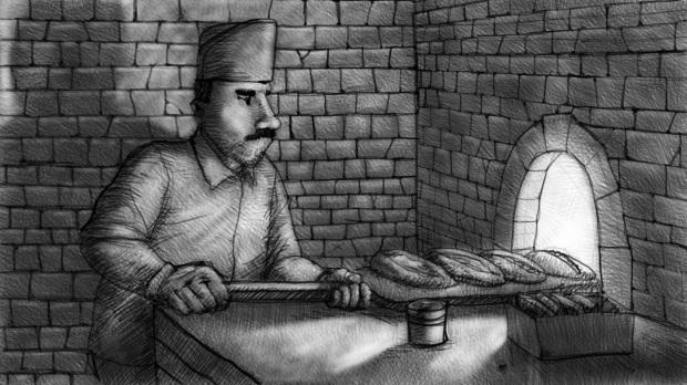Penjual Fatayer