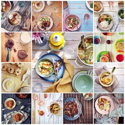 My love for food styling & food photography