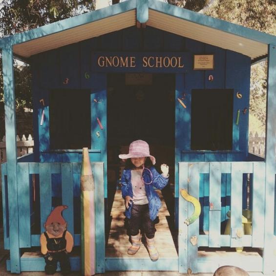 Leia di Landsdale Farm School