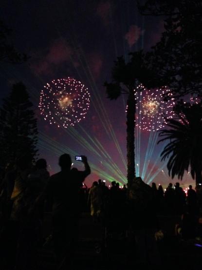Perth events Australia day yang jatuh pada 26 Januari