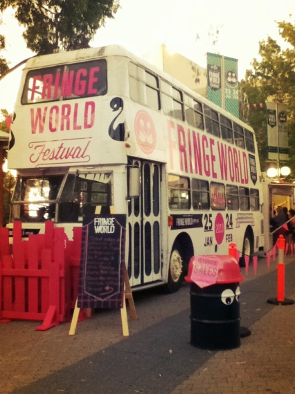 Perth events Fringe world 2013