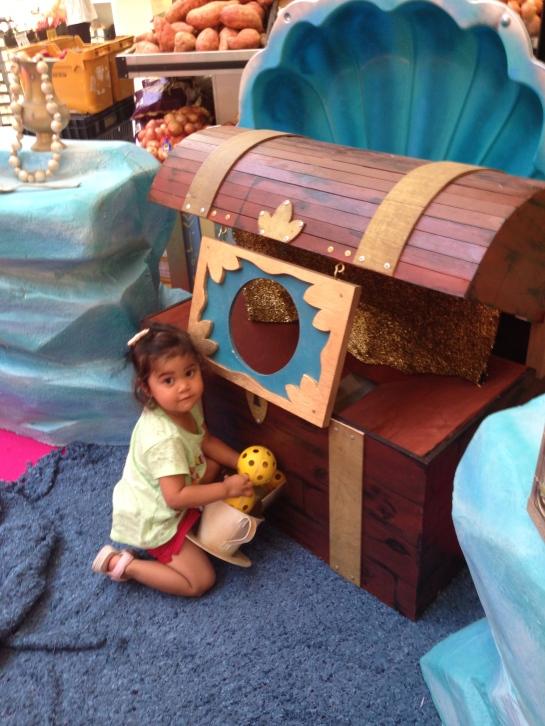 School Holiday free activities Princess Zone di Westfield Innaloo