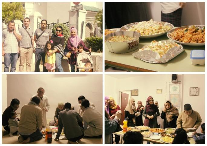 Komunitas Muslim di Sevilla
