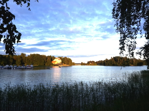 Langit Helsinki pukul 21.30 malam 27 Juni 2015