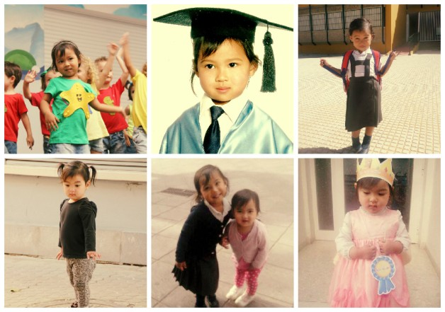 Raya during the Early Preschool and Preschool - Bita during the Early Preschool