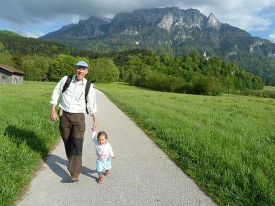 daytrip ke Kebun binatang di Ebbs - Austria