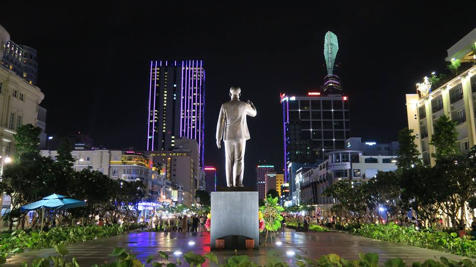 Downtown HCMC