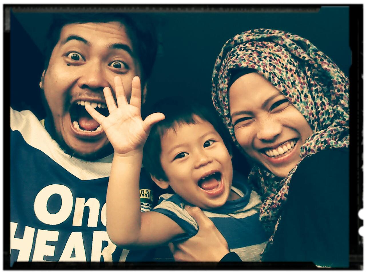 Foto 2. Foto keluarga