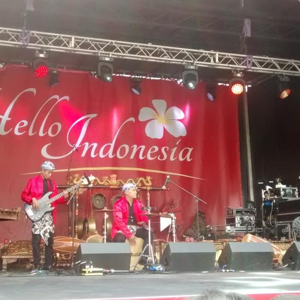 Foto 38a.Acara Hello Indonesia di Trafalgar Square