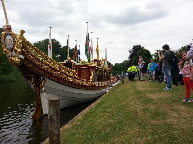 Foto 9. Perahu Ratu Elizabeth