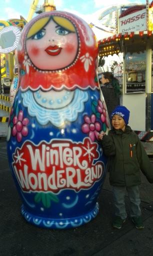 di Winter Wonderland