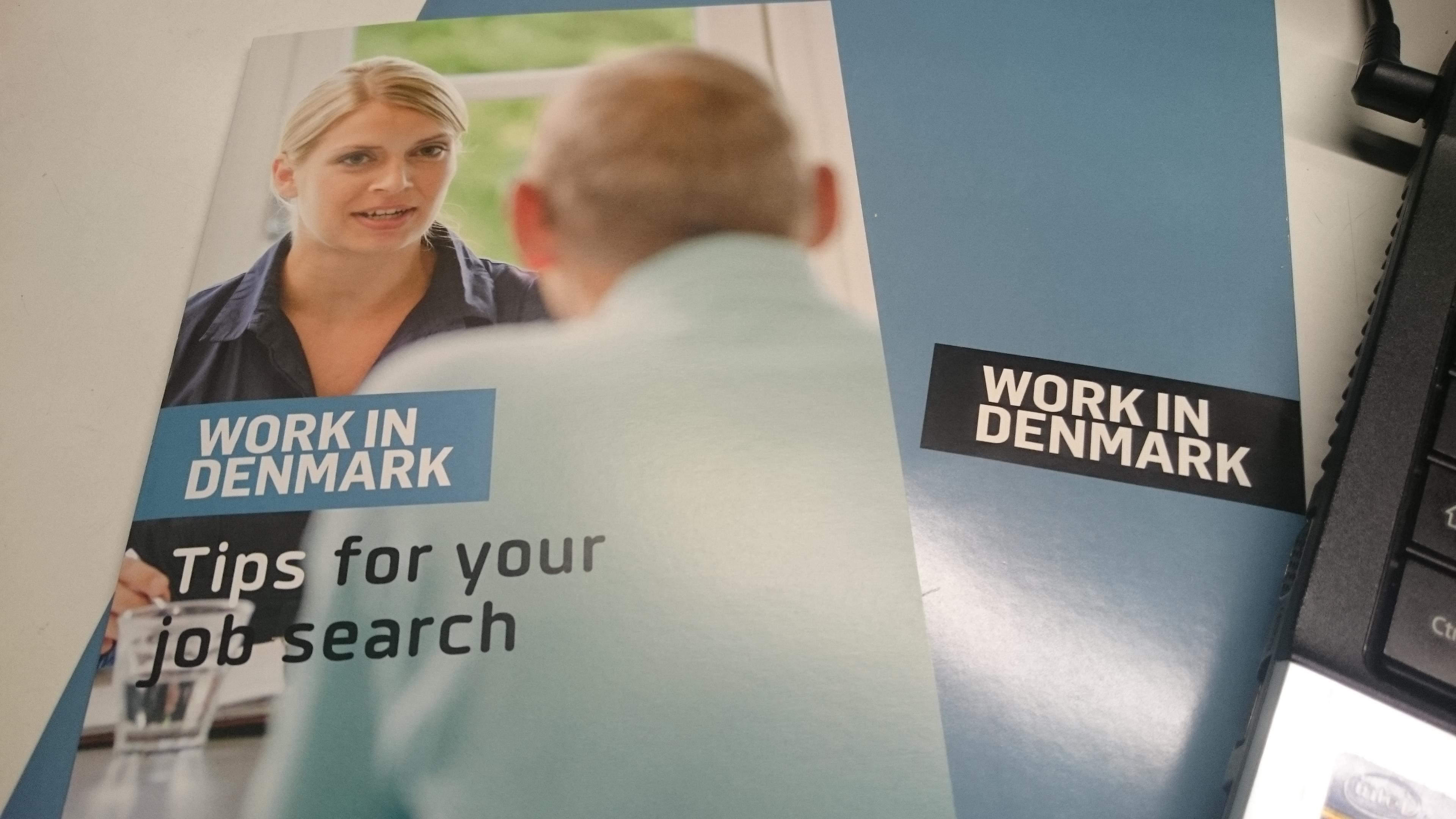 6) Work in Denmark membantu warga international untuk mendapatkan kerja di Denmark