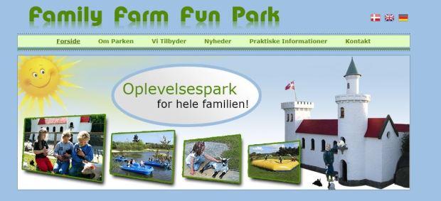 7) Family fun farm park menjadi alternatif rekreasi pada musim panas