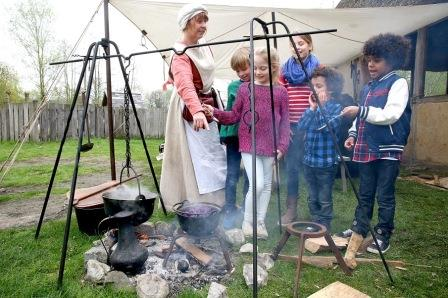 Prehistorisch-dorp-eindhoven-museum